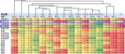 燕族人父系DNA结构-1