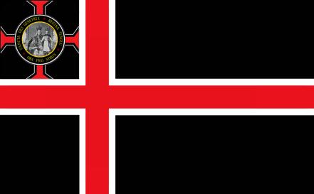 幽燕十字旗-第一版