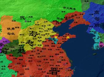 320年后赵