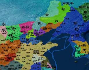 618年隋朝