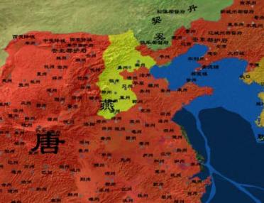 857年11月唐朝
