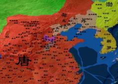 867年唐朝河朔三镇