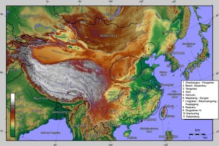 东亚中新世古文化