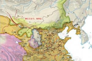 东汉末年匈奴
