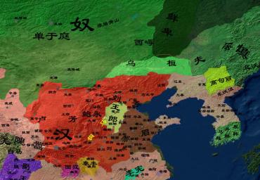 公元24年末东汉