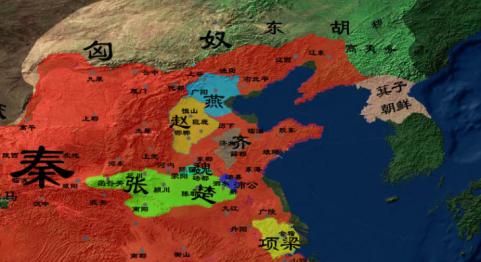 前209年秦