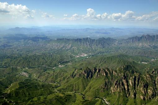 密云燕山山脉2