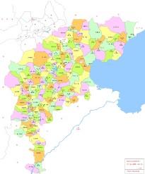 民国1949分县