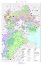 河北省水文地质图