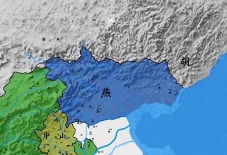 356BC燕国