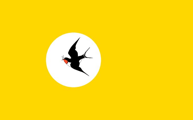 太阳玄鸟旗