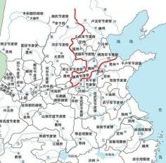 元和年间河朔藩镇