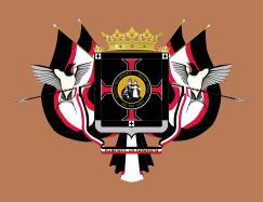 幽燕国徽(褐底)
