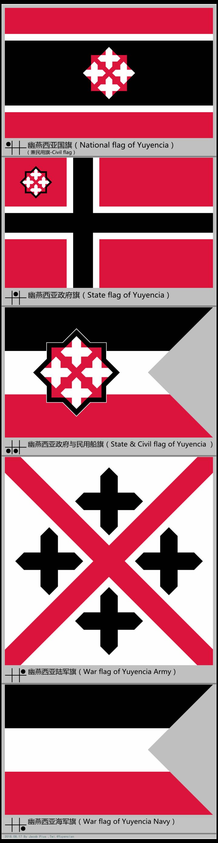 Flag of Yuyencia