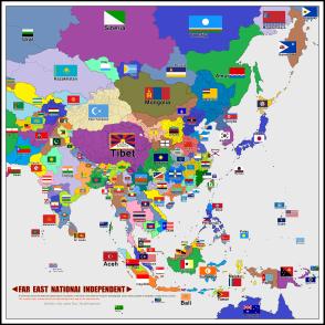 中国解体图-4