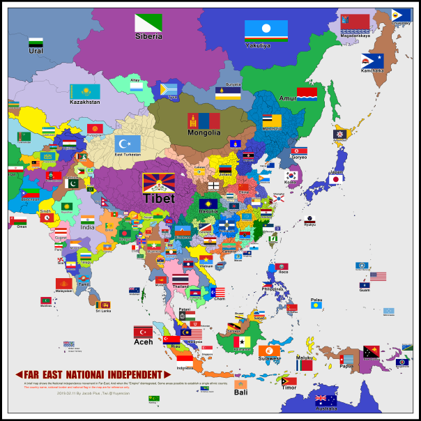 Far-East-National-Independent
