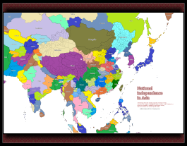 National independence in Asia-3