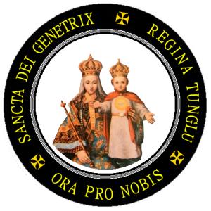东闾圣母圆徽
