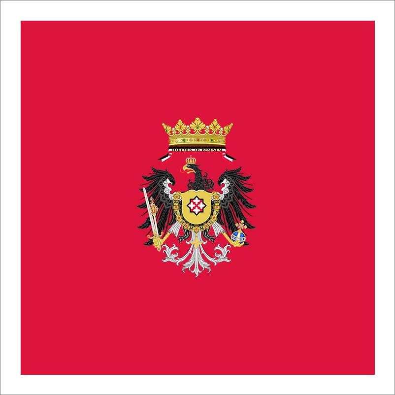 01幽燕王室旗 - 边框