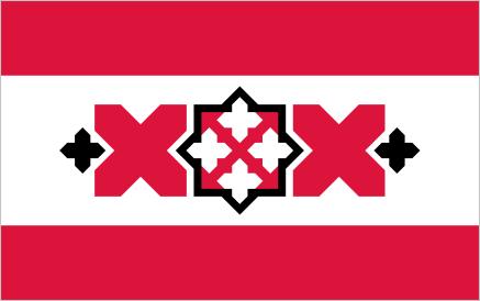 幽燕十字徽旗