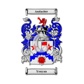Youyan Family Coats of Arms
