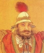 大燕皇帝安禄山