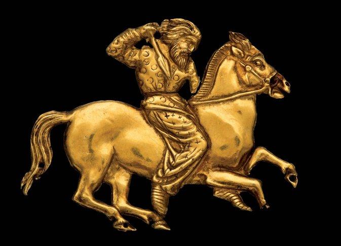 斯基泰黄金浮雕