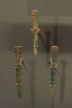 青铜短剑,延庆军都山遗址