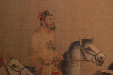 契丹贵族画像