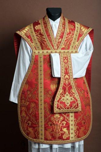 罗马式祭衣