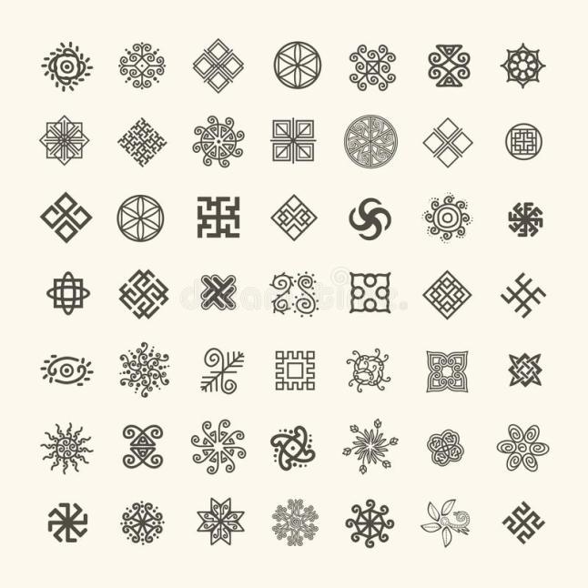 斯拉夫宗教符号